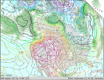 Winds Aloft - NAM